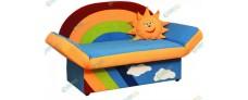 детский диван Мася-6 (Радуга)