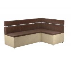 Кухонный угловой диван Классик Правый