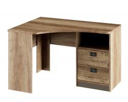 Стол угловой с ящиками Пилигрим