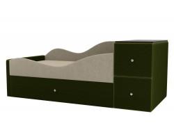 Детская кровать Дельта Левый угол