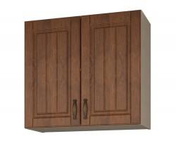 Шкаф навесной двухдверный Николь 80 см