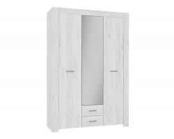 Шкаф 3-х дверный Квадро-1