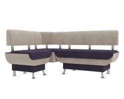 Кухонный угловой диван Альфа Левый